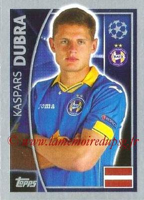 2015-16 - Topps UEFA Champions League Stickers - N° 352 - Kaspars DUBRA (FC Bate Borisov)