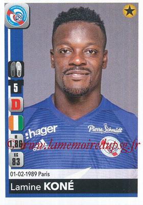2018-19 - Panini Ligue 1 Stickers - N° 454 - Lamine KONE (Strasbourg)