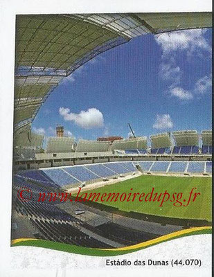 2014 - Panini FIFA World Cup Brazil Stickers - N° 020 - Estadio das dunas - Natal (1)