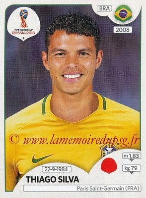 N° 356 - Thiago SILVA (2012-??, PSG > 2018, Brésil)