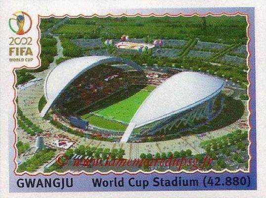 2002 - Panini FIFA World Cup Stickers - N° 009 - Stade Gwangiu (World Cup Stadium).JPG