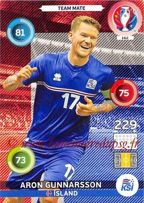 Panini Euro 2016 Cards - N° 162 - Aron GUNNARSSON (Islande)