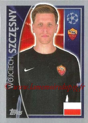 2015-16 - Topps UEFA Champions League Stickers - N° 336 - Wojciech SZCZESNY (AS Roma)