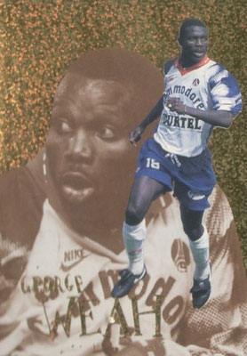 N° 088 - George WEAH (Recto)