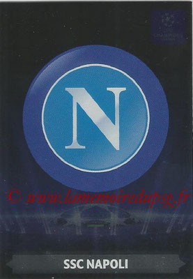 2013-14 - Adrenalyn XL champions League N° 020 - SSC Napoli