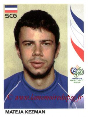 N° 222 - Mateja KEZMAN (2006, Serbie > 2008-Nov 2011, PSG)