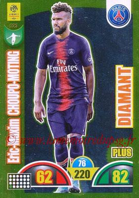 2018-19 - Panini Adrenalyn XL Ligue 1 - N° 523 - Eric-Maxim CHOUPO-MOTING (Paris Saint-Germain) (Diamant Plus)
