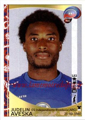 Panini Copa America Centenario USA 2016 Stickers - N° 166 - Judelin AVESKA (Haiti)