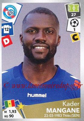 2017-18 - Panini Ligue 1 Stickers - N° 446 - Kader MANGANE (Strasbourg)