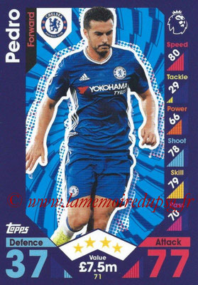 2016-17 - Topps Match Attax Premier League - N° 071