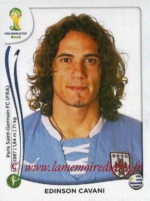 N° 277 - Edinson CAVANI (2013-??, PSG > 2014, Uruguay)