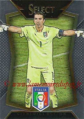 2015 - Panini Select Soccer - N° 046 - Gianluigi BUFFON (Italie)