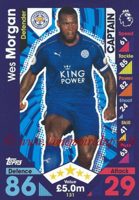 2016-17 - Topps Match Attax Premier League - N° 131