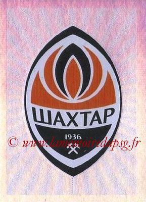 2015-16 - Topps UEFA Champions League Stickers - N° 047 - Logo FC Shakhtar Donetsk