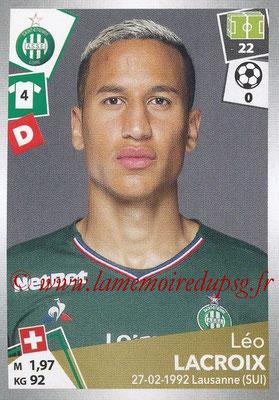 2017-18 - Panini Ligue 1 Stickers - N° 419 - Léo LACROIX (Saint-Etienne)