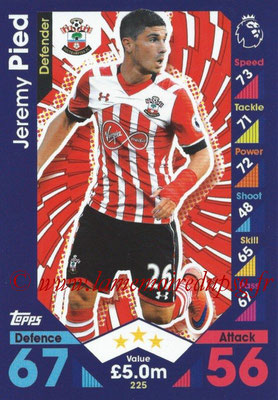 2016-17 - Topps Match Attax Premier League - N° 225