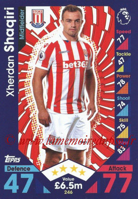 2016-17 - Topps Match Attax Premier League - N° 246