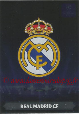 2013-14 - Adrenalyn XL champions League N° 025 - Real Madrid CF