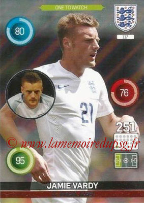 Panini England 2016 Adrenalyn XL - N° 117