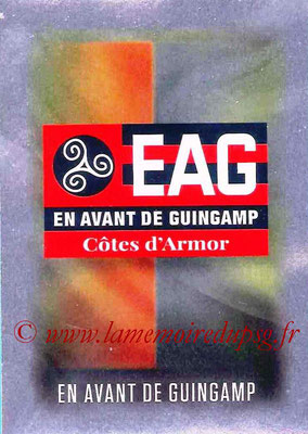2016-17 - Panini Ligue 1 Stickers - N° 213 - Ecusson Guingamp