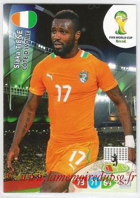N° 097 - Siaka TIENE (2010-13, PSG > 2014, Côte d'Ivoire)