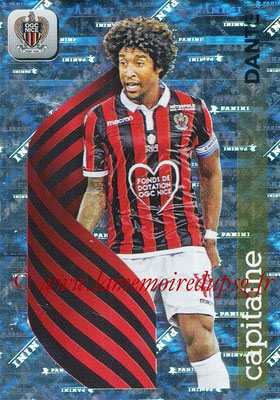2018-19 - Panini Ligue 1 Stickers - N° 322 - DANTE (Nice) (Capitaine)