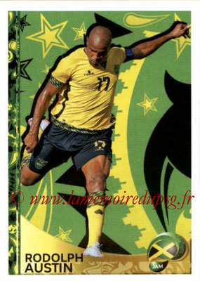 Panini Copa America Centenario USA 2016 Stickers - N° 417 - Rodolph AUSTIN (Jamaîque) (En action)