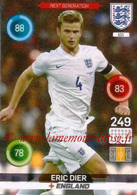 Panini England 2016 Adrenalyn XL - N° 103