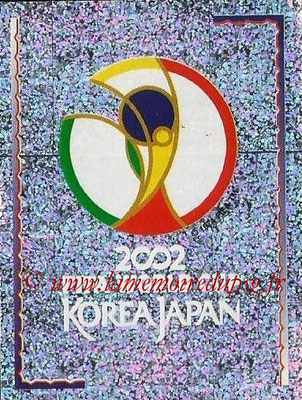 2002 - Panini FIFA World Cup Stickers - N° 002 - Logo Officiel