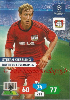 2013-14 - Adrenalyn XL champions League N° 081 - Stefan KIESSLING (Bayer 04 Leverkusen)