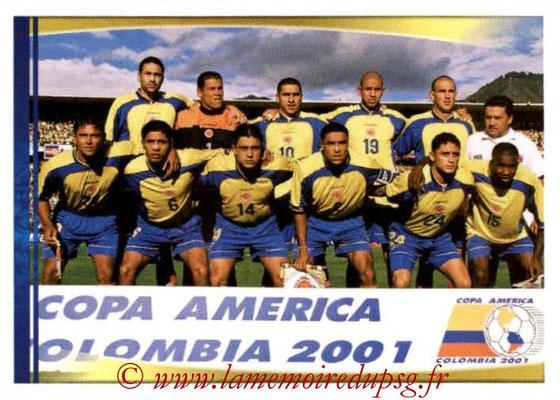 Panini Copa America Centenario USA 2016 Stickers - N° 446 - 100 ans