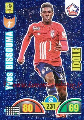 2018-19 - Panini Adrenalyn XL Ligue 1 - N° 373 - Yves BISSOUMA (Lille) (Idole)