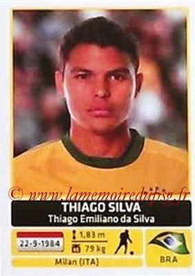 N° 121 - Thiago SILVA (2011, Brésil > 2012-??, PSG)