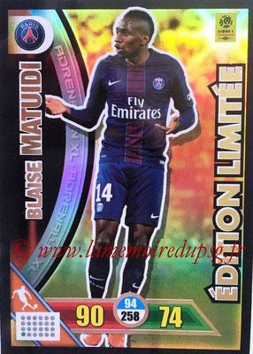 N° LE-BM - Blaise MATUIDI (Edition Limitée)