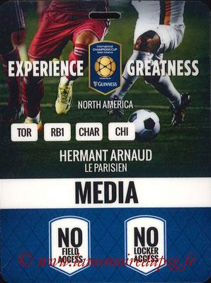 Badge presse  Benfica-PSG  2015-16