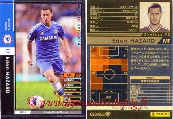 2013-14 - WCCF - N° 023 - Eden HAZARD (Chelsea FC)