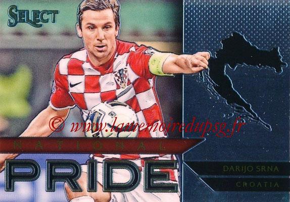 2015 - Panini Select Soccer - N° NP13 - Darijo SRNA (Croatie) (National Pride)