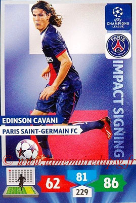 N° 283 - Edinson CAVANI (Impact Signing)