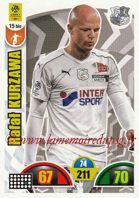 2018-19 - Panini Adrenalyn XL Ligue 1 - N° 015 bis - Rafaf KURZAWA (Amiens)