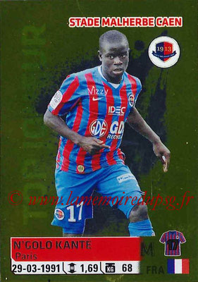 2014-15 - Panini Ligue 1 Stickers - N° 072 - N'Golo KANTE (SM Caen)