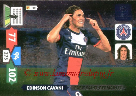 N° 349 - Edinson CAVANI (Game changer)