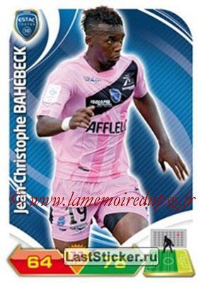 N° 297 - Jean-Christophe BAHEBECK (2010-12, PSG > 2012-13, Prêt à Troyes,)