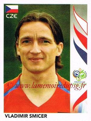 2006 - Panini FIFA World Cup Germany Stickers - N° 373 - Vladimir SMICER (République Tchèque)