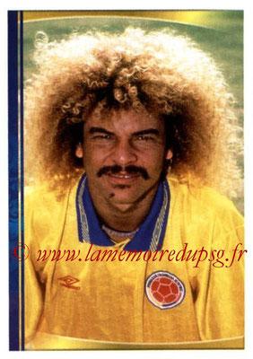 Panini Copa America Centenario USA 2016 Stickers - N° 444 - 100 ans