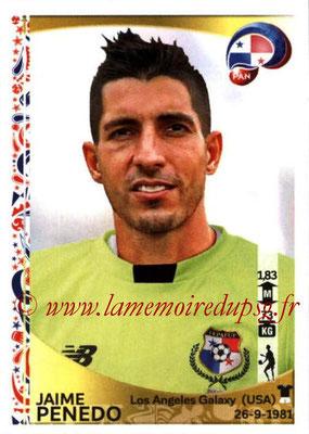 Panini Copa America Centenario USA 2016 Stickers - N° 353 - Jaime PENEDO (Panama)