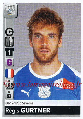 2018-19 - Panini Ligue 1 Stickers - N° 002 - Régis GURTNER (Amiens)