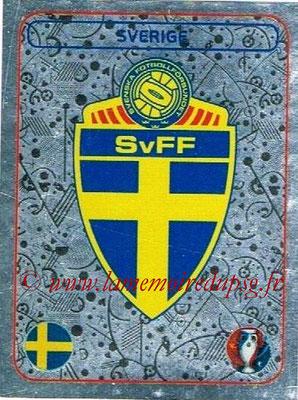 Panini Euro 2016 Stickers - N° 464 - Logo Suède