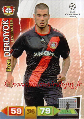 2011-12 - Panini Champions League Cards - N° 053 - Eren DERDIYOK (Bayer 04 Leverkusen)