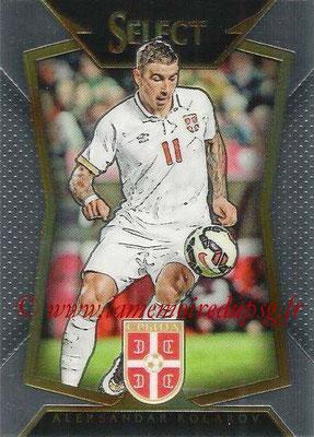 2015 - Panini Select Soccer - N° 014 - Aleksandar KOLAROV (Serbie)
