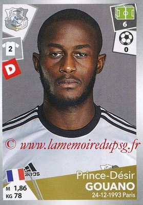 2017-18 - Panini Ligue 1 Stickers - N° 007 - Prince-Désir GOUANO (Amiens)